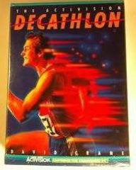 Decathlon for Atari 2600 Game