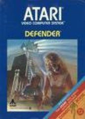 Defender for Atari 2600 Game