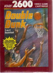 Double Dunk for Atari 2600 Game