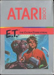 E.T. the Extra-Terrestrial for Atari 2600 Game