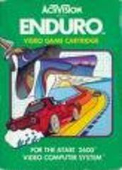 Enduro for Atari 2600 Game