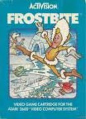 Frostbite for Atari 2600 Game
