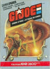 G.I. Joe Cobra Strike for Atari 2600 Game