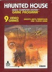 Haunted House for Atari 2600 Game