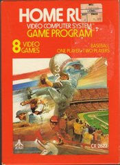 Home Run for Atari 2600 Game