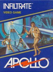 Infiltrate for Atari 2600 Game