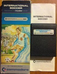 International Soccer for Atari 2600 Game