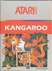 Kangaroo for Atari 2600 Game