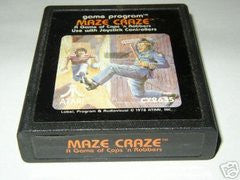 Maze Craze A Game of Cops and Robbers for Atari 2600 Game