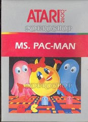 Ms. Pac-Man for Atari 2600 Game