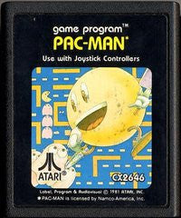 Pac-Man for Atari 2600 Game
