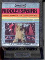 Riddle of the Sphinx for Atari 2600 Game