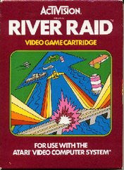 River Raid for Atari 2600 Game