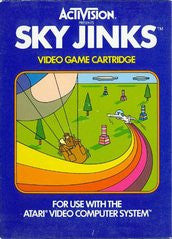 Sky Jinks for Atari 2600 Game