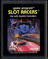 Slot Racers for Atari 2600 Game