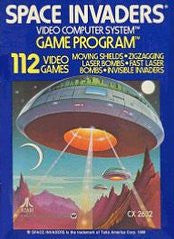 Space Invaders for Atari 2600 Game
