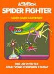 Spider Fighter for Atari 2600 Game