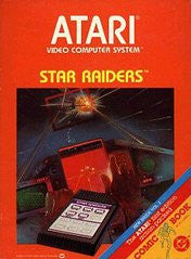 Star Raiders for Atari 2600 Game