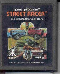 Street Racer for Atari 2600 Game