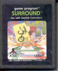 Surround for Atari 2600 Game