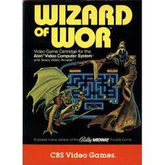 Wizard of Wor for Atari 2600 Game