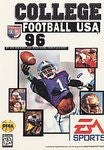 College Football USA 96 for Sega Genesis Game