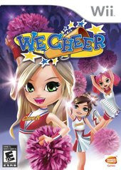 We Cheer for Wii Game