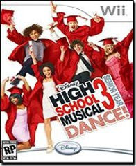 High School Musical 3 Senior Year Dance for Wii Game