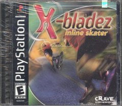 X-Bladez In Line Skating for Playstation Game