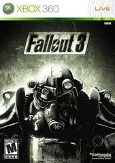 Fallout 3 for Xbox 360 Game