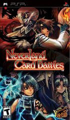 Neverland Card Battles for PSP Game