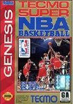 Tecmo Super NBA Basketball for Sega Genesis Game