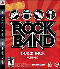 Rock Band Track Pack Volume 2