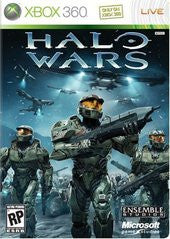Halo Wars for Xbox 360 Game
