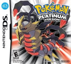 Pokemon Platinum for Nintendo DS Game