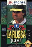 Tony La Russa Baseball for Sega Genesis Game