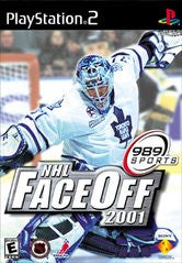 NHL FaceOff 2001 for Playstation 2 Game