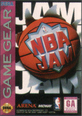 NBA Jam for Sega Game Gear Game