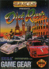 Outrun Europa for Sega Game Gear Game