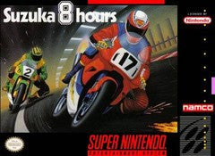 Suzuka 8 Hours for Super Nintendo Game