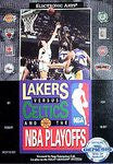 Lakers vs. Celtics and the NBA Playoffs for Sega Genesis Game