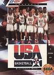 Team USA Basketball for Sega Genesis Game