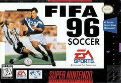 FIFA Soccer 96 for Super Nintendo Game