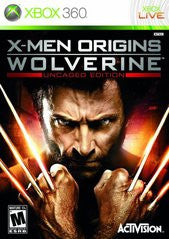 X-Men Origins: Wolverine for Xbox 360 Game