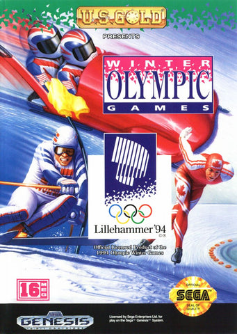 Winter Olympic Games Lillehammer 94