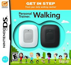 Personal Trainer: Walking for Nintendo DS Game