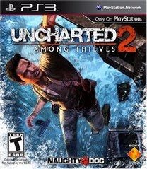 Uncharted 2: Among Thieves for Playstation 3 Game