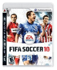 FIFA Soccer 10 for Playstation 3 Game