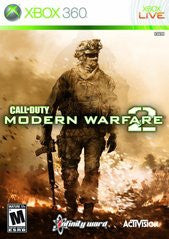 Call of Duty Modern Warfare 2 for Xbox 360 Game
