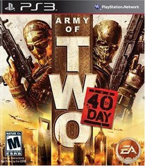 Army of Two: The 40th Day for Playstation 3 Game